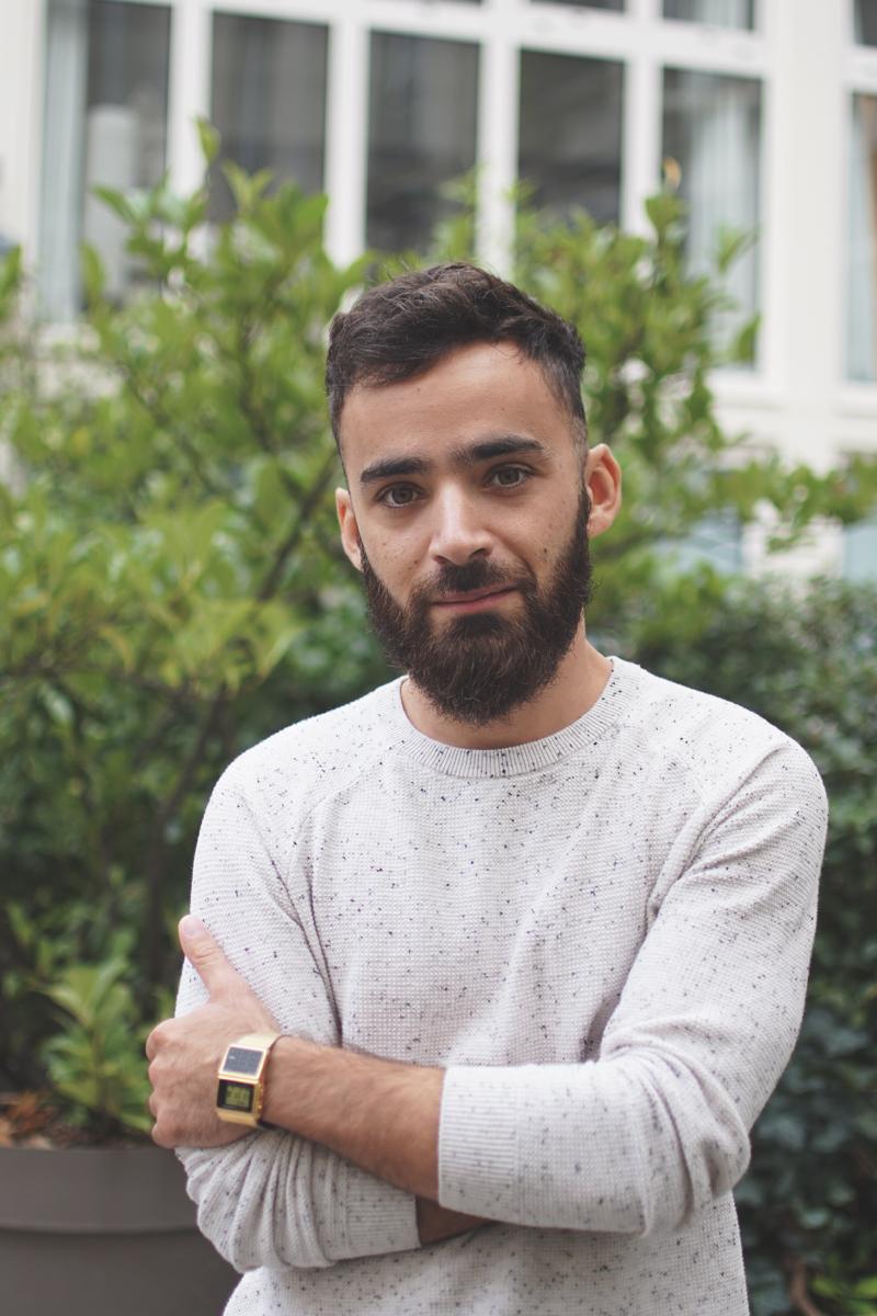 Maxime - sprint designer